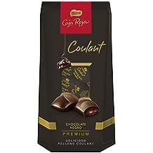 Nestlé Caja Roja Coulant Bombones de Chocolate Negro Premium - Paquete de bombones 10 x 142