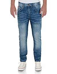 Lee Cooper Men's Norris Slim Fit Tapered Jeans