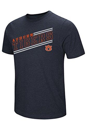 Colosseum Herren NCAA Fly Ball Short Sleeve Tee XL, Auburn University Tigers -
