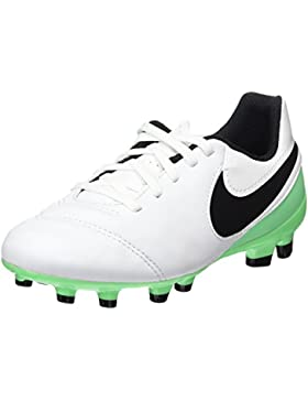 Nike Unisex-Kinder Jr Tiempo Legend Vi Fg Fußballschuhe