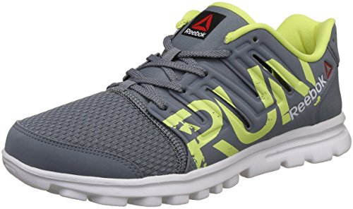 Reebok Men's Ultra Speed Grey Running Shoes - 7 UK/India (41 EU)(8 US)(BS9172)
