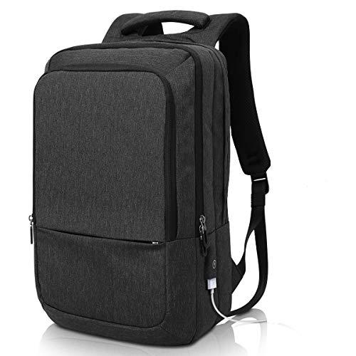 Tocode Business Laptop Rucksack 15,6 Zoll für