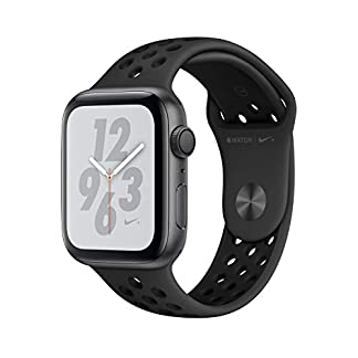 Apple Watch Nike+ Series 4 Reloj Inteligente Gris OLED GPS (satélite) – Relojes Inteligentes (OLED, Pantalla táctil, GPS (satélite), 18 h, 36,7 g, Gris)