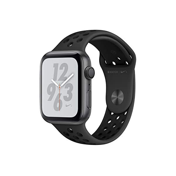 Apple Watch Nike+ Series 4 Reloj Inteligente Gris OLED GPS (satélite)