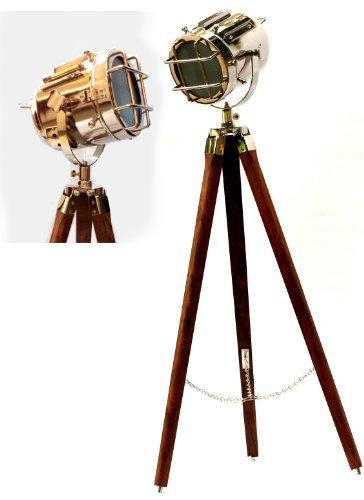 Beautiful floor lamp vintage model theme spotlight