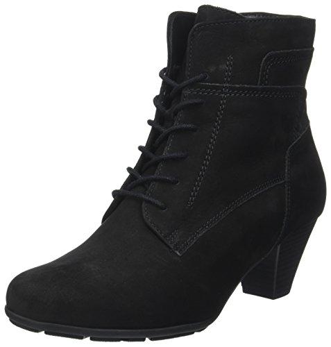 Gabor Shoes Damen Basic Stiefel, Schwarz (17 Schwarz), 44 EU