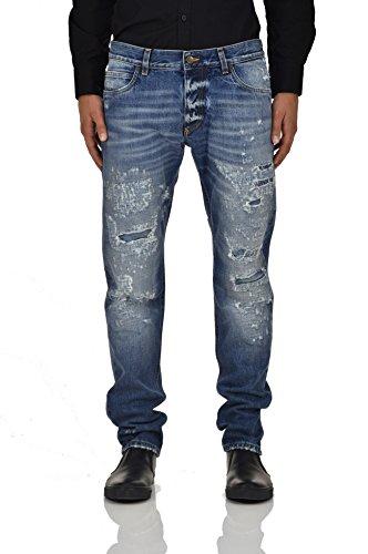 Dolce&Gabbana Classic Jeans Seams Herren - Größe: 50 - Farbe: Blau - Neu