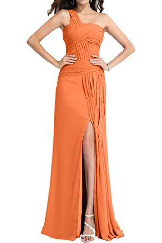 TOSKANA BRAUT -  Vestito  - linea ad a - Donna Orange