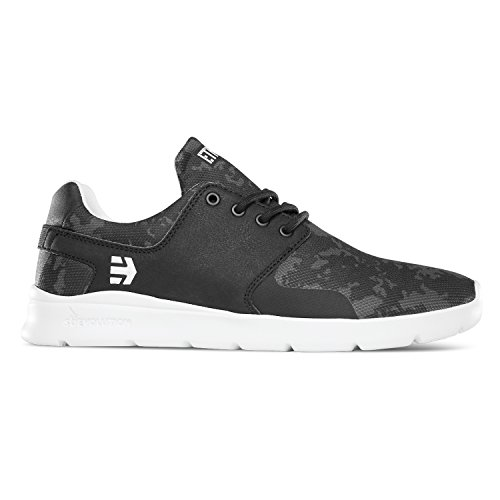 Herren Sneaker Etnies Scout XT X Grizzly Sneakers Black