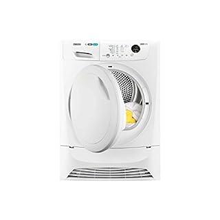Zanussi ZDH8333PZ Lindo1000 Heat-Pump Condenser Dryer