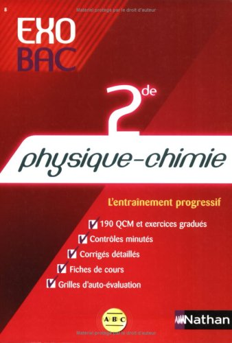 Physique-Chimie 2e par Vincent Billerach, Isabelle Cousin
