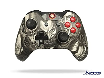 Xbox One 1 Custom Wireless Controller (Joker)