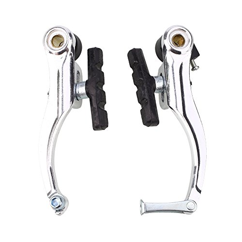 TOPmountain MTB Mountainbike Fahrrad Aluminum Alloy V-Bremse V-Brake Set Vorne+Hinten Kit -