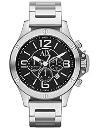 amazon co uk armani exchange watches armani exchange men s watch ax1501
