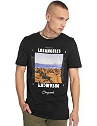 JACK & JONES Jorsuburban tee SS Crew Neck Camiseta para Hombre