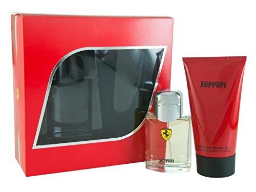 Ferrari Set with Eau De Toilette Spray/Body Soap 150ml