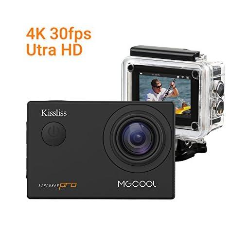 MGCOOL Action Camera di Kissliss
