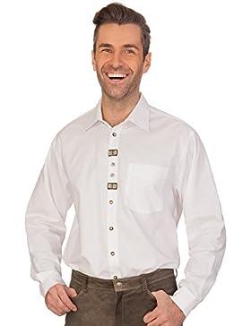 Trachtenhemd mit Langem Arm - Rü