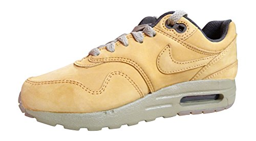 on sale 07fb7 e7e1b Nike Air Max 1 LTR PRM (GS) Running Trainers 888166 Sneakers Shoes ...