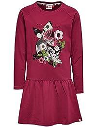 Lego Wear Classic Dawn 801-Jersey Kleid, Robe Fille