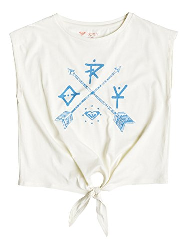 Roxy Mädchen Shirts Rock G Tees, Sand Piper, 14/XL, ERGZT03074-WCD0 Preisvergleich