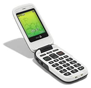 Doro PhoneEasy 615 GSM Sim Free Mobile Phone - Black (discontinued by manufacturer)