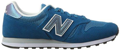 New Balance - Wl373, Scarpe da ginnastica Donna Blu (Turquoise)