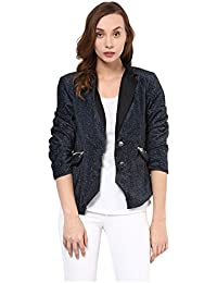 Yepme Women's Polyester Blazers - YPMBLZR5015-$P