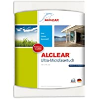 ALCLEAR 950001 Ultra-Microfibre Window Cloth 40 x 45 cm White preiswert