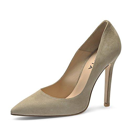 Evita Shoes, Scarpe col tacco donna Beige