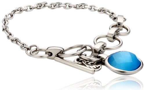 mike-ellis-new-york-damen-armband-edelstahl-glas-190-cm-s204-ips