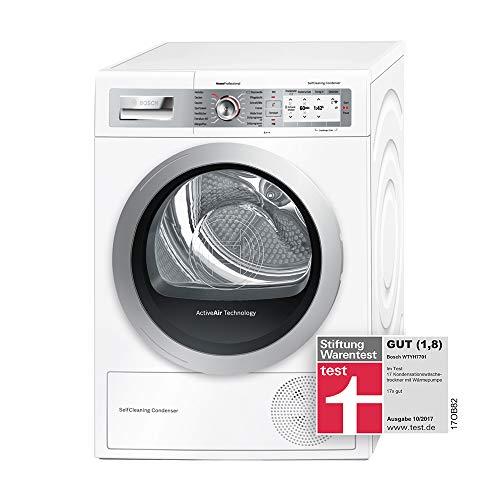Bosch WTYH7701 HomeProfessional Wärmepumpen-Trockner / A+++ / 176 kWh/Jahr / 8 kg / Selbstreinigender Kondensator -