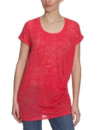 CK Calvin Klein Damen Shirt/ T-Shirt KWP128 JDU00, Gr. 38 (IT 44), Pink (440)