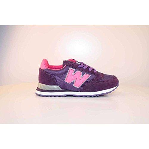 Wiliam Martin Damen Rebelation Sneaker Violett (Violeta)