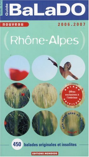 Rhône-Alpes par Isabelle Ambregna, Xavier Alix, Fanny Blondin, Vanessa Génin