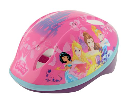 Disney Princess Mädchen Safety Helm, Rose, One Size