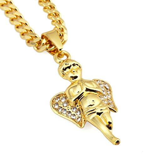 nyuk-mens-long-necklace-angel-pendant-hip-hop-gold-chain