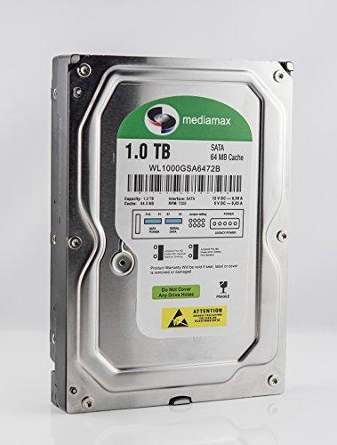 e Festplatte 1TB, SATA III, Cache 64MB, RPM: 7200, 1000GB, WL1000GSA6472B ()