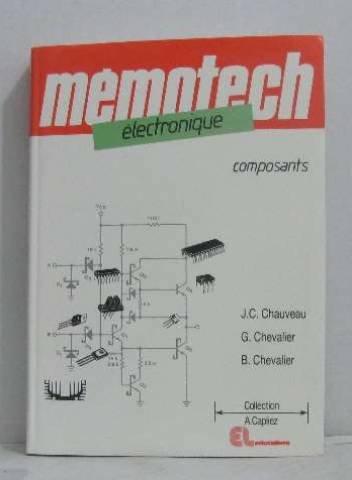 Mémotech électronique par Gérard Chevalier