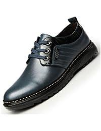 Hommes Wenjhen Chaussures Mode Casual Pour Les Chaussures De Course, Bleu (bleu), 43