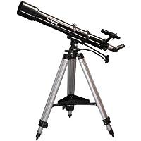 Sky-Watcher Skywatcher Evostar-90 (AZ-3) - Telescopio refractor, plata