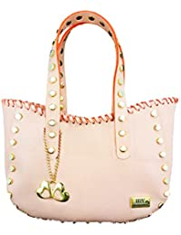 I Define You Latest Trend PEACH Color Party Wear Handbag & Sling Bag For Girls And Women's