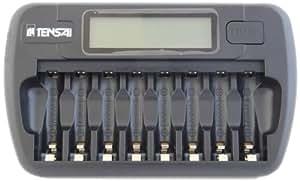 Tensai TI-800L Mikroprozessor Intelligentes Ladegerät mit LCD-Display