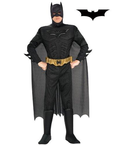 Deguisement BATMAN™ DELUXE (the Dark Knight™) - Adulte (L - 52/54)
