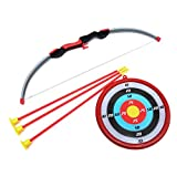 Wembley Toys Sports Super Archery Bow and Arrow Set for Kids with Dart