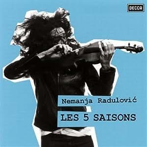 Nemanja Radulovic : Les 5 saisons