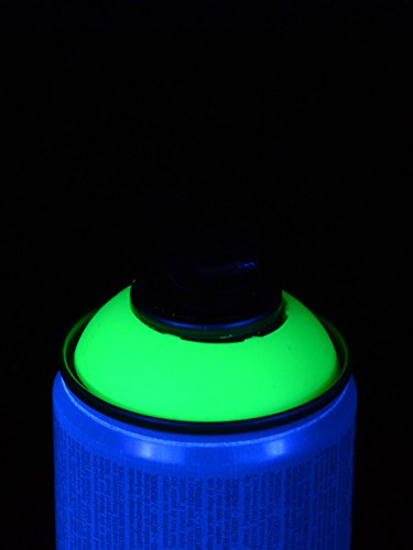 400ml Schwarzlicht Lackspray Grün