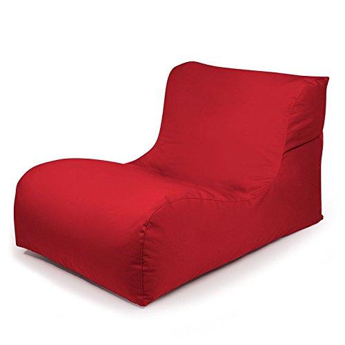Sitzsack Newlounge mit Bezug Plus in 7 Farben von Outbag Farbe red
