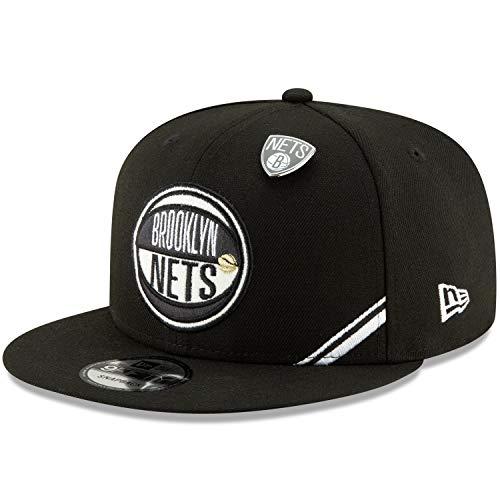 New Era NBA Brooklyn NETS Authentic 2019 Draft 9FIFTY Snapback Cap