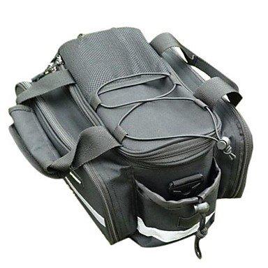 ZXC/ Radfahren wasserdicht regen Abdeckung 25l schwarzen Stamm-Taschen Black